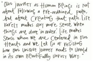 journey life quote